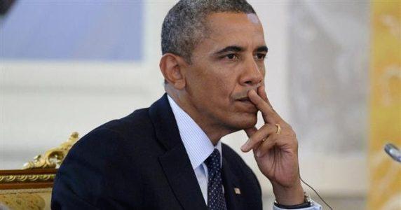 Obama admits he failed to unite Americans.