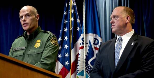 Retiring ICE Chief: No One Has Done More for Border Security than Donald Trump.