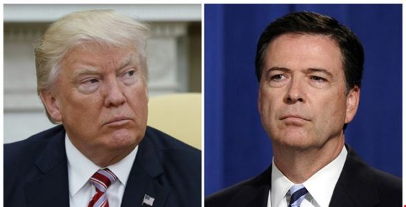 Trump 'Feels Vindicated' by Comey Testimony