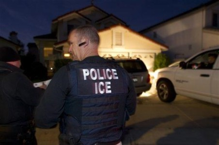 BUSTED: Almost Three-Fourths Of All Illegals ICE Arrested In 2017 Had Criminal Records.