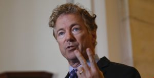 Sen. Rand Paul Writes Op-Ed Explaining New Executive Order