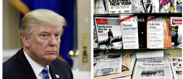 All The Fake News That's Fit To Print: Media Missteps In The Trump Era