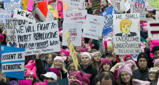 The Pointless Paranoia of the Women's Marches
