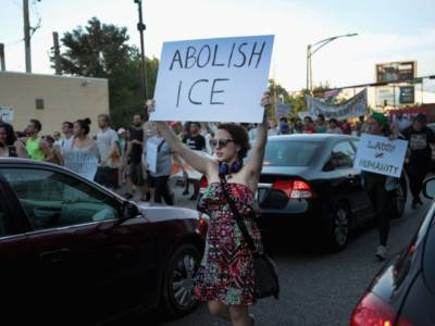 Vice President Pence Rebukes Democrat Center's Move Toward Radical Left in Calls to Abolish ICE.