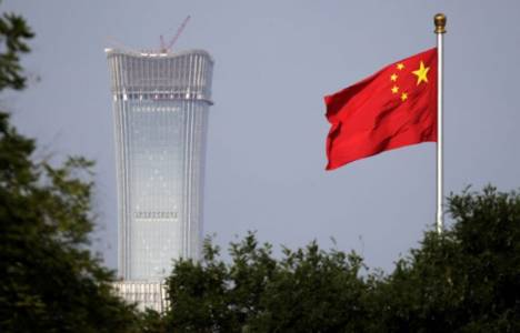 China Forces All Religious Buildings to Fly Communist Flag.