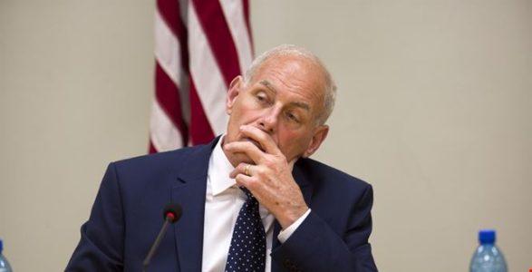 DHS Secretary Kelly Signs Memo Rescinding Obama's DAPA Program