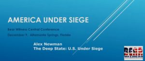 AMERICA UNDER SIEGE: THE DEEP STATE