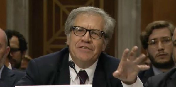"""Cuba Has """"Occupying Army"""" in Venezuela, OAS Secretary General Claims – VIDEO"""