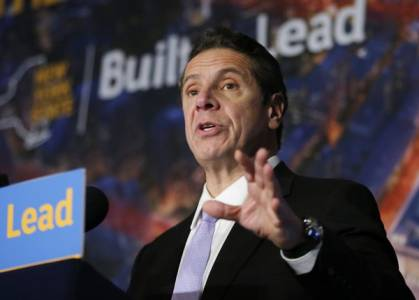 NY Governor Andrew Cuomo: America 'was never that great'