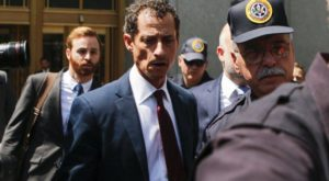 Breaking: Democrat Anthony Weiner Gets 21 Month Prison Sentence for Sexting Minor