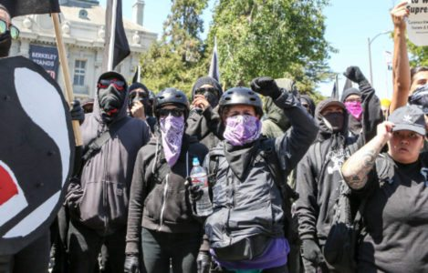 Antifa leftists strike AGAIN — and again, violence erupts