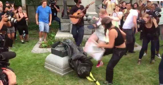People Arrested for Vandalizing Confederate Statue All Have This One Shocking Thing in Common