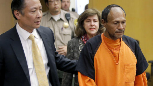 Must-See Moments: Illegal Immigrant Charged With Shooting Kate Steinle Goes Free.