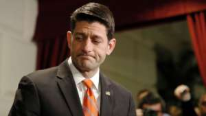 Time to replace Paul Ryan as House speaker.