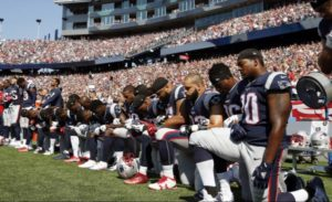 The Regrettable Marriage of the NFL and Left-Wing Identity Politics