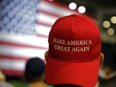Pollak at PolitiCon — Trump's Win in Three Words: 'Trade, Immigration, and Islam'