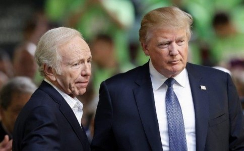 EXCLUSIVE — Sen. Lieberman Praises Trump: USA in Position to Bring Stability in Middle East and Asia.