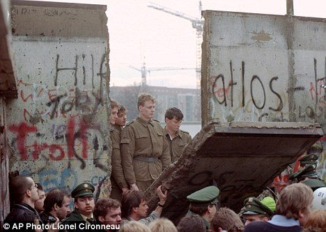 We were fools to think the fall of the Berlin Wall had killed off the far Left. They're back - and attacking us from within