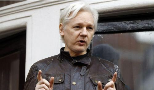 "Why Did James Comey Issue ""Stand Down"" Order On Imminent Deal With Julian Assange?"