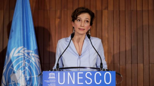 UNESCO has a new communist head, same as the old communist head