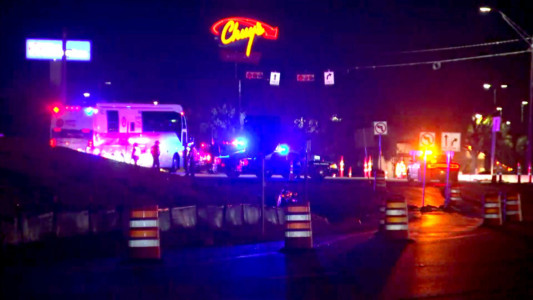 Austin bombing suspect kills self with explosive as police close in: report.