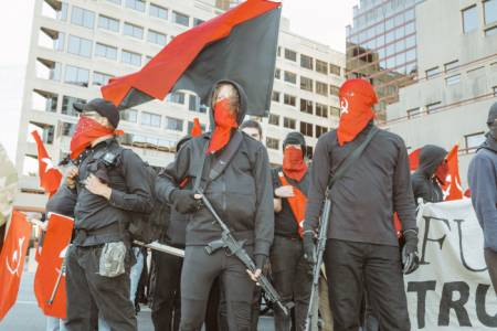 The Violent Left Says They Want a Civil War: Antifa Forming A 'Red Army'