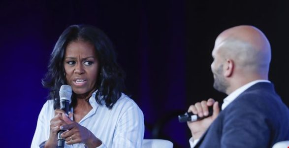 Michelle Obama Lectures Women Who Dared to Vote Against Hillary Clinton