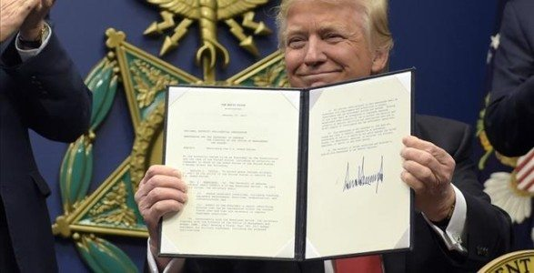 Yes, The Trump Executive Order On Immigration Is Legal