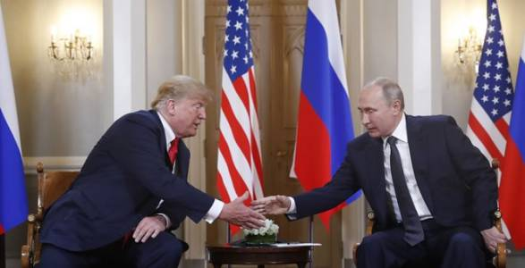 If the Trump/Putin Press Conference Shocked You, You're Not Paying Attention.