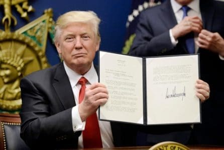 Report: 72 convicted of terrorism from 'Trump 7' mostly Muslim countries.