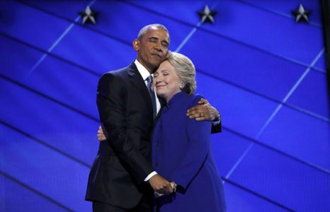 Hillary Clinton Apologized to Obama After Election Defeat, Won't Run Again.