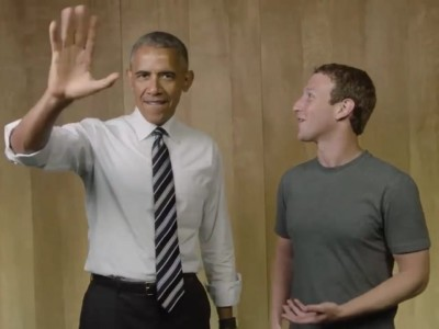 Facebook Has Dozens of Ex-Obama and Ex-Hillary Staffers in Senior Positions.