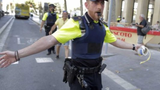UPDATED: Terrorist Attack In Barcelona: Van Rams Into Crowd, At Least 13 Dead