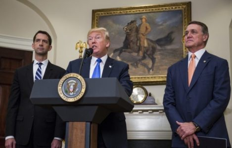Just in: Trump announces MASSIVE immigration bill liberals will HATE