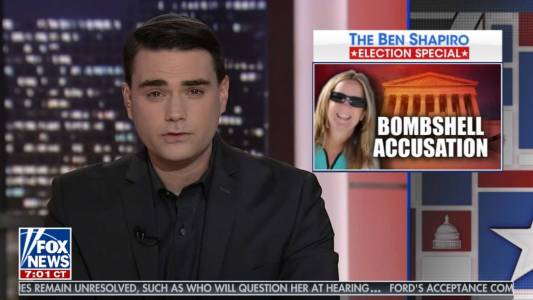 Ben Shapiro Election Special: Shapiro Lays Out Case Against Democrats' 'Manipulative' Handling Of Kavanaugh Accusations.
