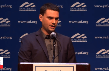 Watch What Happened When Ben Shapiro Spoke at UC Berkeley