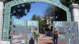 UC-Berkeley: Promoting Jew-hatred and Terrorism