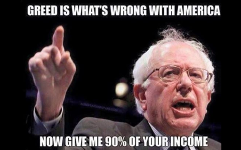 POLL: Democrats More Positive About Socialism Than Capitalism