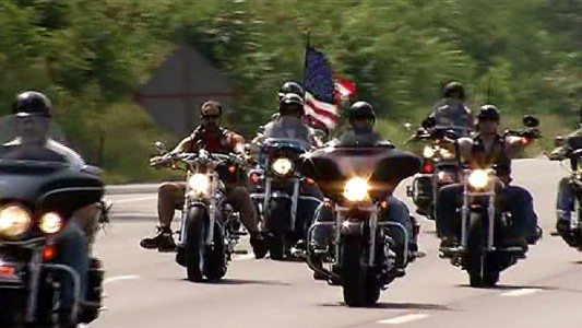 BIKERS FOR TRUMP HEAD TO D.C. TO KEEP PEACE