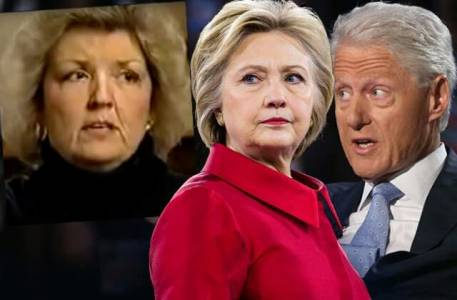 Juanita Broaddrick Offers to Fill in for Christine Blasey Ford if She Can't Make it on Monday.