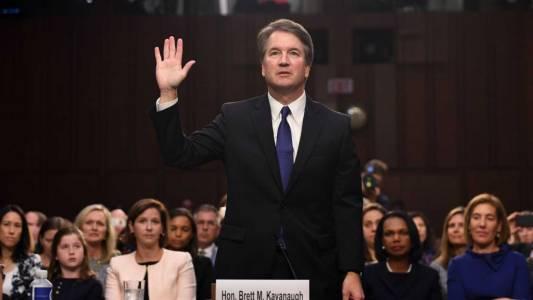 Trump Blasts Kavanaugh Accuser, Says His Supreme Court Nominee Is 'Under Assault'