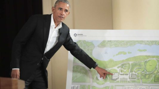 Obama Library Plans Are Revealed And They're … Weird, Just Weird