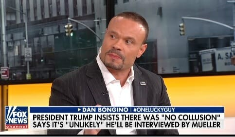 "Bongino on Dossier Probe: ""This is the MOST EXPLOSIVE SCANDAL – And It's Getting Ready to Burst!"" (VIDEO)"