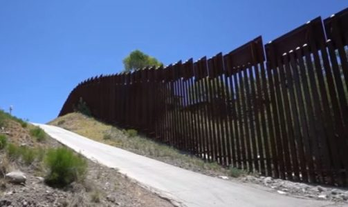 HISTORIC: House Bill Allocates $1.6 Billion for President Trump's Beautiful Border Wall