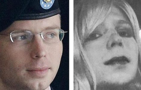 """""""Chelsea"""" Manning gets out of prison this week; people ASTOUNDED by what she's receiving."""