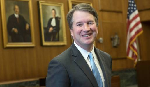 Trump Picks Brett Kavanaugh.