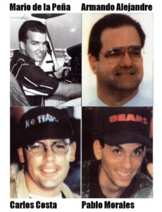 22nd Anniversary of the Murder of the Brothers to the Rescue Pilots by Orders of Raul Castro