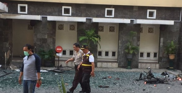 EVIL: ISIS Uses Children Suicide Bombers Targeting Indonesian Churches.
