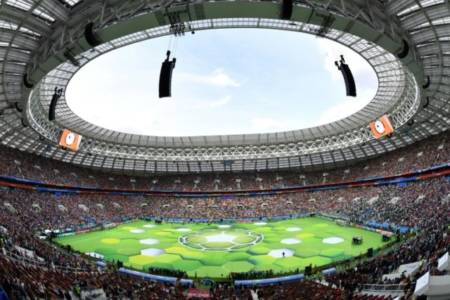Islamic State Vows World Cup Attacks as Russia Kickstarts Competition: 'Kill Them All'