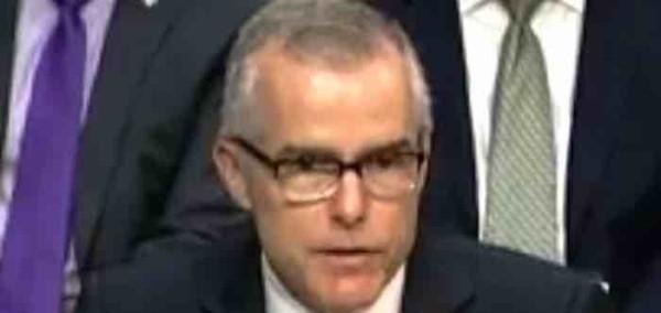 DOJ inspector general: Prosecute Andrew McCabe